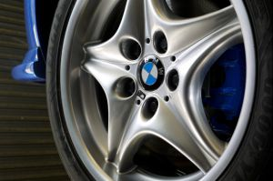 BMW Roadstar ally wheel